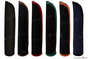 Xirimita-dolçaina-gralla Funda cono de diferents colors
