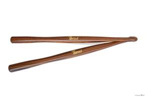 Baquetes per al tabalet de fusta palisandre Bessó