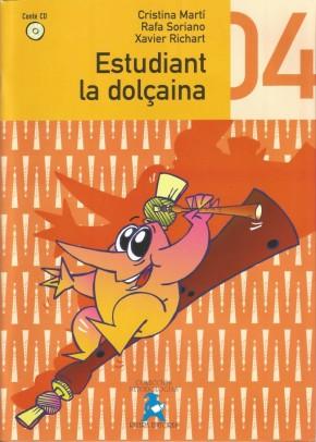 Estudiant la dolçaina - Mètode elemental 04 + CD