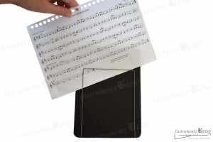 Soporte partituras