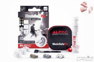 Taps Alpine - Protector acústic Music Safe PRO